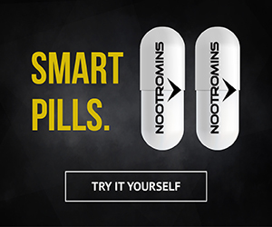Upgrade Your Brain Instantly With Nootromins Smart Pills