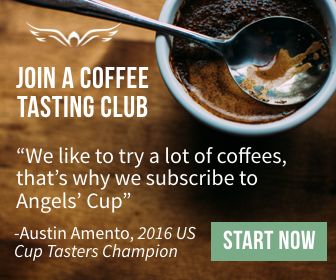 Subscribe to the Coffee Tasting Club