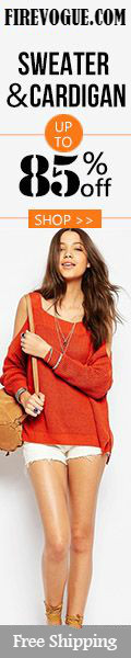 Sweater top to 85% off