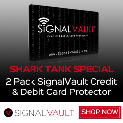 SignalVault: Credit and Debit Card Protector