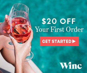 $20 Off WINC Wine
