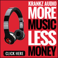Krankz Wireless Bluetooth Headphones