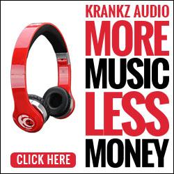 Krankz Wireless Bluetooth Headphones