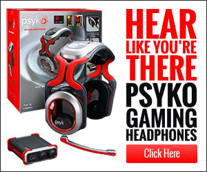 Psyko PC Gaming Headphones