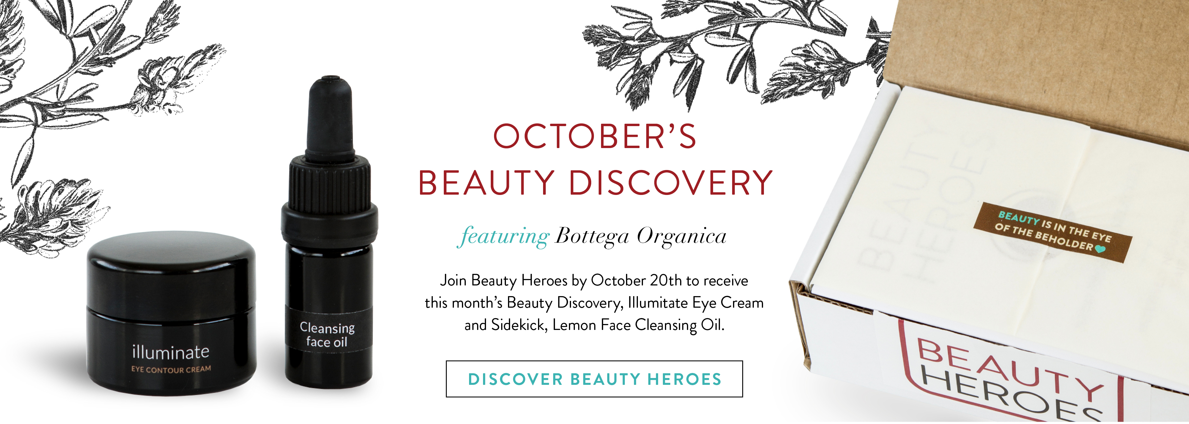 October Beauty Discovery