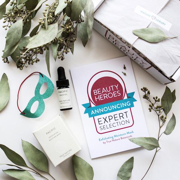 April Beauty Heroes Box