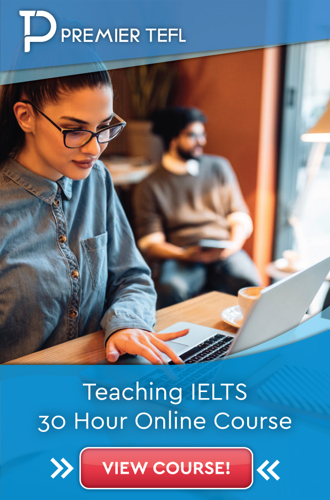 IELTS TEFL Course