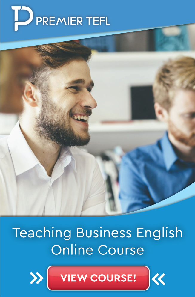 Teaching Business English Online TEFL Course