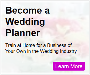 Train at Home for a Career in Weddings