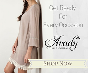 Avady Clothing Company Shop Now