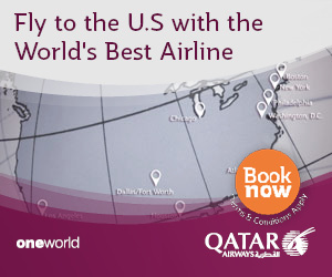 Qatar airways, offers, deals, travel, </div> 		</aside>