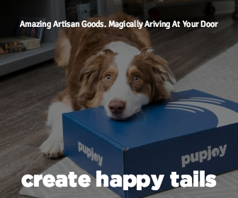 Create Happy Tails | PupJoy