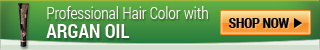 Hair Color Mobile Banner 320x50