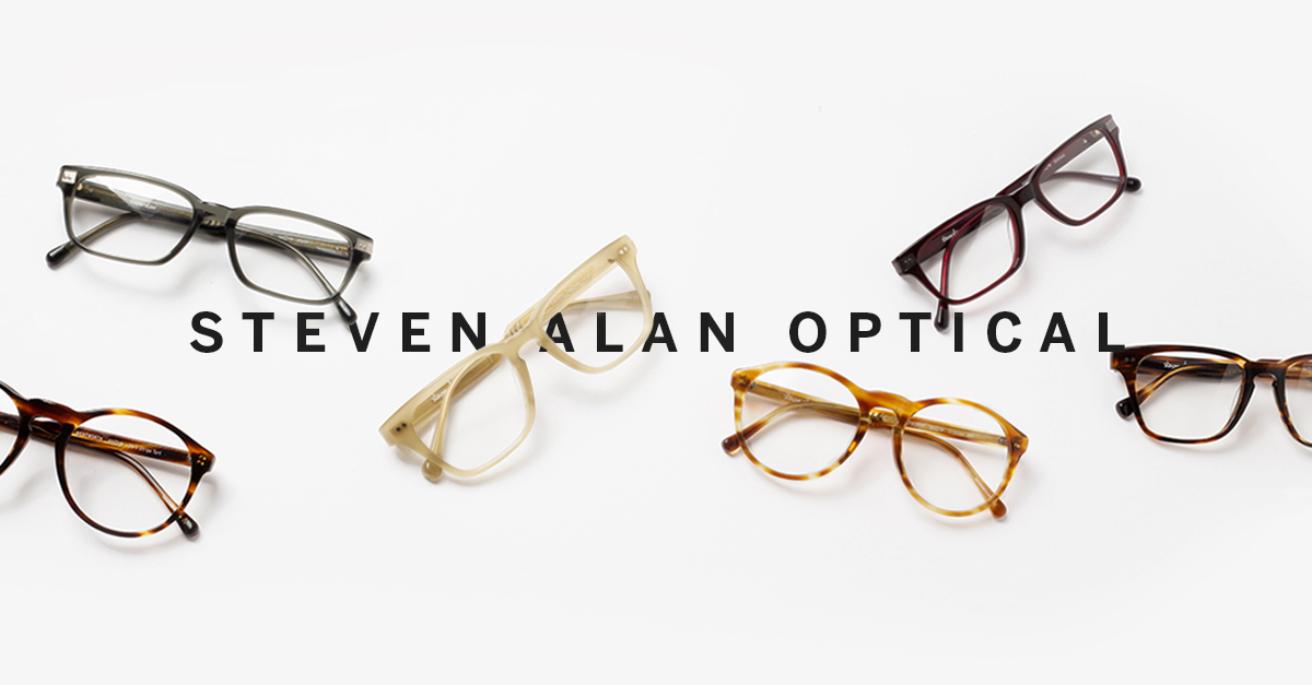 Steven Alan Optical Promo Code
