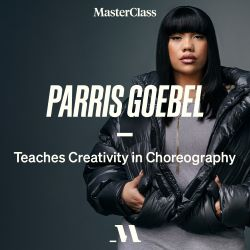 Take a Creativity Masterclass with Paris Goebel