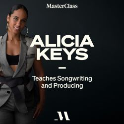 Alicia Keys Teaches Songwriting and Producing @ MasterClass