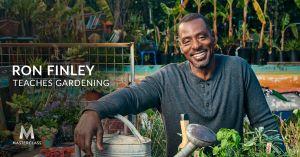 starting a food garden - masterclass training teaches gardening
