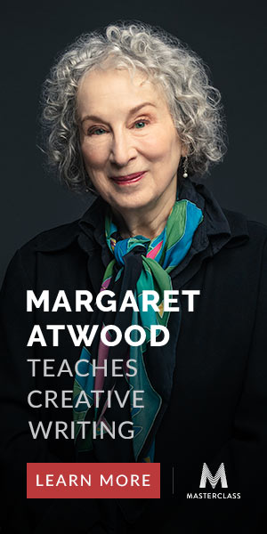 Take a class with Margaret Atwood