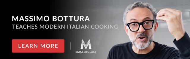 Massimo Bottura Teaches Modern Italian Cooking