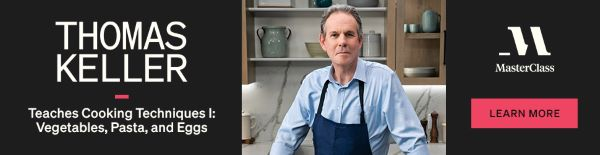 Thomas Keller Teaches Cooking Techniques