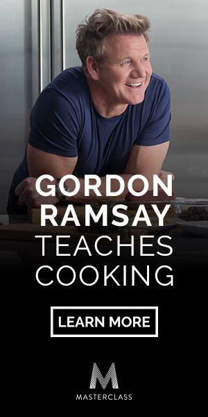 Gordon Ramsay Masterclass