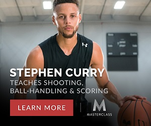 Stephen Curry Teaches Shooting, Ball-Handling & Scoring - MasterClass