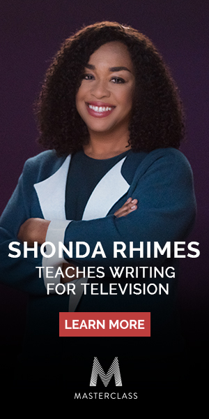 Shonda Rhimes Teaches Writing For Television on Master Class