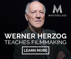 Werner Herzog Teaches Filmmaking for MasterClass. Learn More Now.