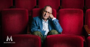 David Sedaris Teaches Storytelling and Humor at Master Class