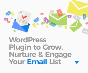 MailOptin - #1 WordPress lead generation and automated email marketing plugin