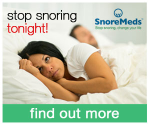 SnoreMeds - Stop snoring tonight