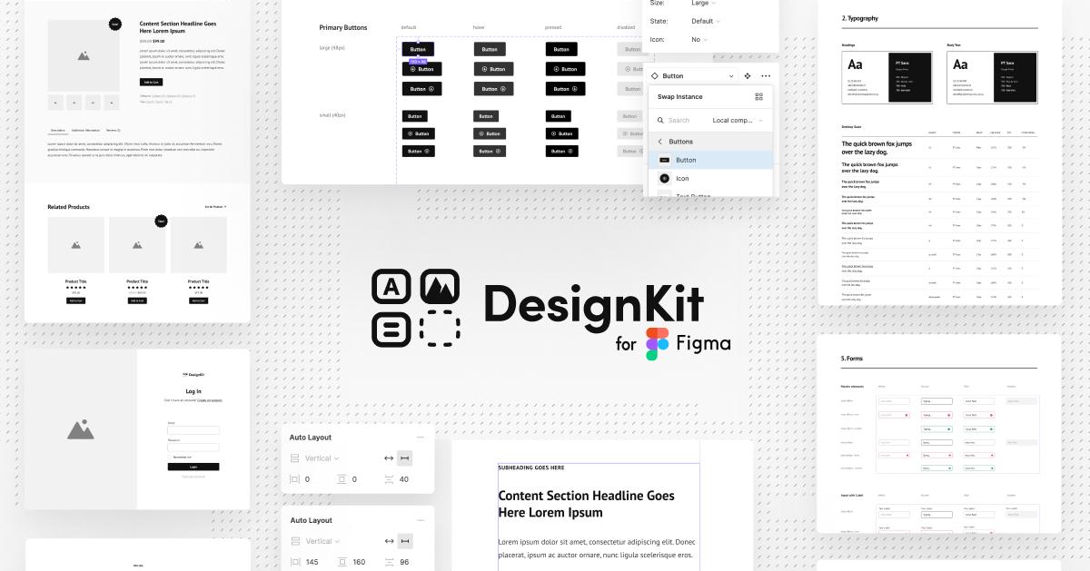 DesignKit for Figma
