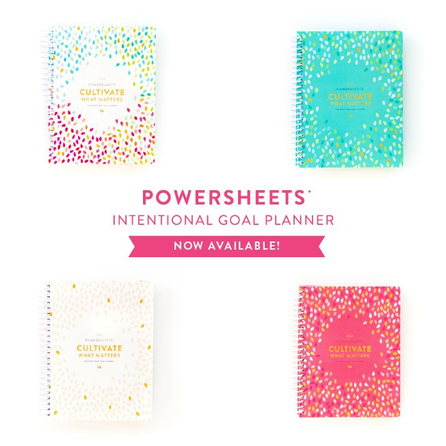 2018 PowerSheets Collection