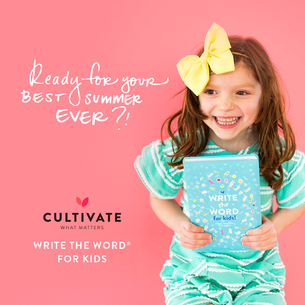 Cultivate What Matters Summer Launch