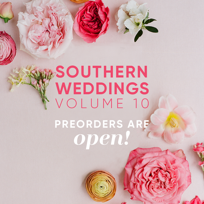 Southern Weddings Magazine Volume 10