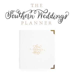 Southern Weddings Joyful Wedding Planner