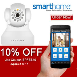 Smarthome coupon - 10% OFF COUPON EPRES10