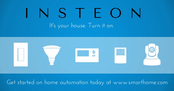 Insteon Home Automation
