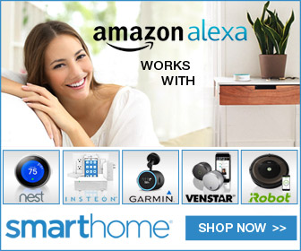 Smarthome Amazon Alexa 'works with'