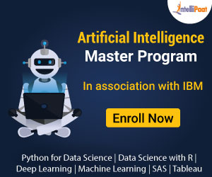 Learn From The Experts, Grow Your Career in Artificial Intelligence Today.