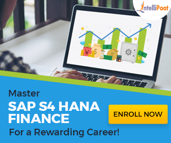 Learn From The Experts, Grow Your Career in SAP S4 HANA Finance Today.