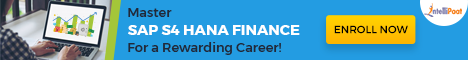 Learn From The Experts, Grow Your Career in SAP HANA Finance Today.