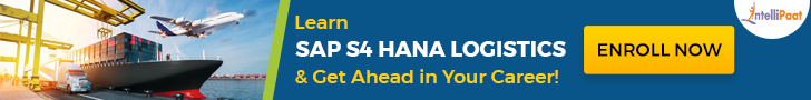 Learn From The Experts, Grow Your Career in SAP HANA Logistics Today.