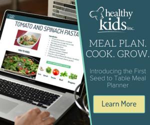 Healthy Kids Inc Meal Planner