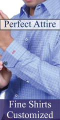 Perfect Attire - Fine Shirts Made to measure