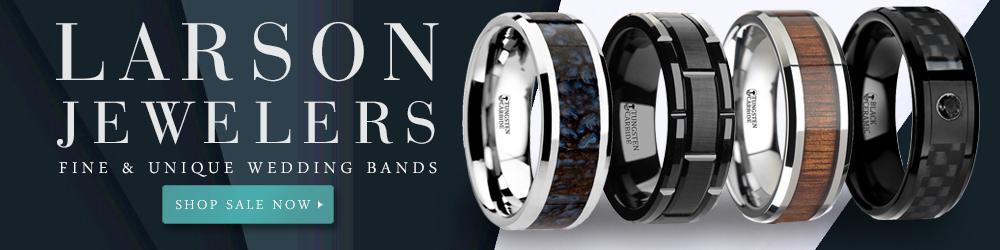 Mens Tungsten Rings