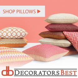 DecoratorsBest Discounted Designer Pillows