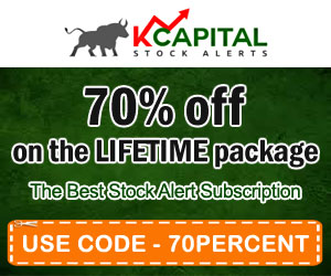 kcapitalstockalerts.com - 70% Off on the Lifetime Package