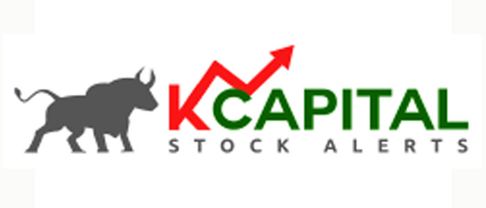 K Capital Stock Alerts Logo