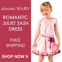 Romantic Kid's Dresses